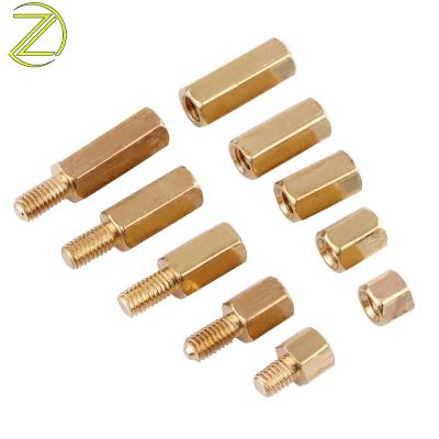 Brass Spacers Manufacture