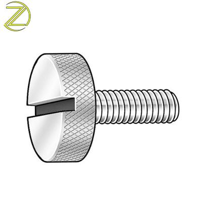 Metric Knurled Thumb Nuts